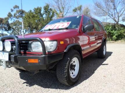 1998 Nissan Pathfinder Wagon Traralgon Latrobe Valley Preview