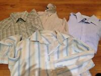 Bundle of mens shirts xl