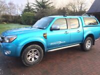 Ford Ranger XLT Thunder 4X4 Pick up 2009 with 92,845 miles clocked