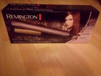 Brand new Remington Keratin Radiance Hair Straightners