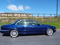 JAGUAR SALOON Jaguar XJ6 (Sovereign Specs + Extras) 3.0 SE Auto. First registered 17/3/2005.
