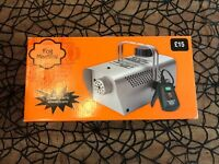 Small Simple Fog Machine for Halloween Party