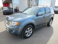 2010 Ford Escape Limited 4x4 SUV V6 Loaded