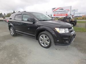 2012 Dodge Journey CREW! SUNROOF! CERTIFIED!