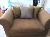 Collins & Hayes Wellington Love seat / Sofa from Harrods