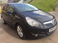 VAUXHALL CORSA 1.4 SXI A/C 16V 5d 90 BHP ALLOY WHEELS PRIVACY GLASS, SERVICE RECORD