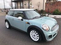 MINI Hatch 1.6 Cooper (Sport Chili) 3dr 2012 2 owners 42K Miles