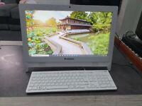 Microsoft Windows 10 Lenovo All-In-One Desktop PC. Microsoft Office. 4GB RAM, 1TB HDD. Like New