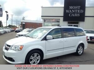 2016 Dodge Grand Caravan Crew Plus | LEATHER | CAMERA | P/SLIDNG
