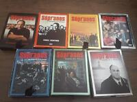 Complete series of Sopranos