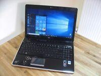 HP Pavilion Entertainment Laptop. Great Spec. Windows 10, Excellent Condition.