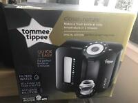 Tommee Tippee prep machine in black