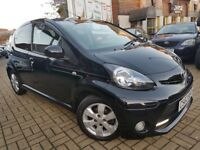 TOYOTA AYGO 1.0 VVT-i Fire 5dr, LOW MILAEAGE, ONE OWNER, ONE YEAR MOT