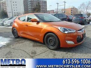 2012 Hyundai Veloster Winter Tires + Low Mileage