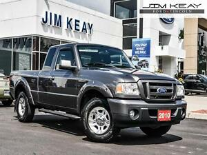 2010 Ford Ranger SUPERCAB 4X2*4.0L V6*AUTOMATIC*A/C*CRUISE CONTR