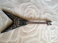 BC Rich Kerry King Flying V Gen 2