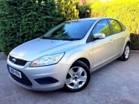 **1 PREV OWNER** 2011 FORD FOCUS STYLE SILVER 1.8 TDCI 5 DOOR MANUAL HATCH