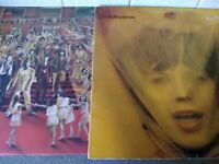 The Beatles , Rolling Stones & Dire Straits - Vinyl albums