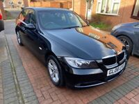 BMW, 3 SERIES, Saloon, 2008, Manual, 1995 (cc), 4 doors