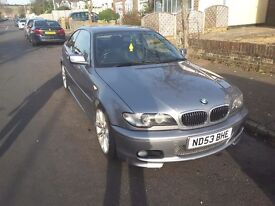 BMW 325ci Low Milasge with full service history