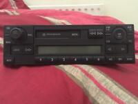 Volkswagen car radio