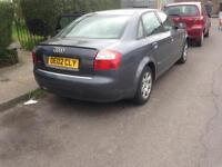 Audi A4 1.9 TDI £795 ono