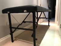 Extremely Sturdy Professional Massage Table With Metal legs