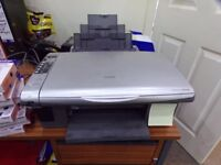 EPSON STYLUS DX5000 with ink