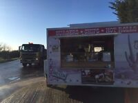 Full Service Mobile Catering / Burger Trailer - A Great Opportunity Ready to go - 5 STAR FSA rated.
