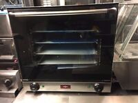 CATERING COMMERCIAL TURBO FAN OVEN CAFETERIA KEBAB CHICKEN FAST FOOD BAKERY SANDWICH SHOP KITCHEN