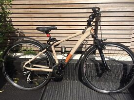 Ladies hybrid Bike (Lapierre) 24 gears - 41cm/small