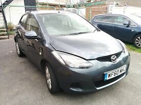 low mileage, alloy wheels MOT June 2018 Grey good condition