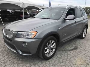 2013 BMW X3 SPORT+MAGS+TOIT PANO+CUIR+BLUETOOTH