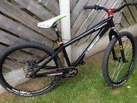 Azonic evolution Custom build dirt jump mountain bike