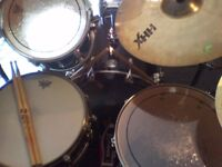 Experienced mature Drummer available seeks Band