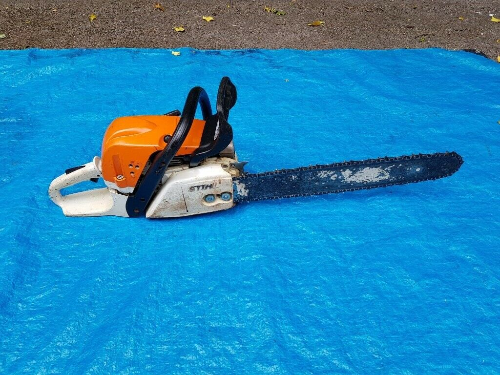 Professional Stihl ms391 chainsaw, 20 inches bar,new chain | in Reading,  Berkshire | Gumtree