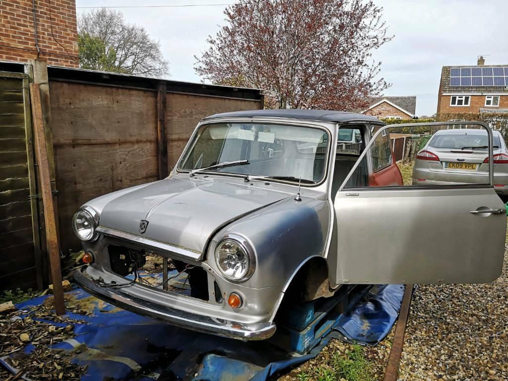 1979 Classic Mini 1100 Special In Thetford Norfolk Gumtree