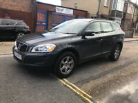 2012 Volvo XC60 D3 AWD Automatic Geartronic Alloys Leather Power Boot