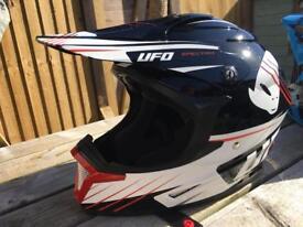 UFO Motocross mx helmet