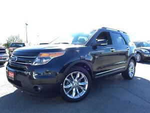 2012 Ford Explorer LIMITED**LEATHER**NAVIGATION**SUNROOF**BLUETO