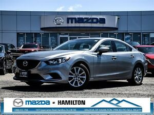 2014 Mazda MAZDA6 GS- BLUETOOTH/ HEATED SEATS / ALLOY WHEELS