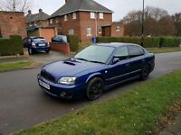 subaru legacy b4 twin turbo spares repair