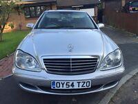Mercedes Benz s class 320 Cdi, Full Main dealer Service history, Sat Nav