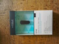 Fitbit One Wireless Activity and Sleep Tracker, Black
