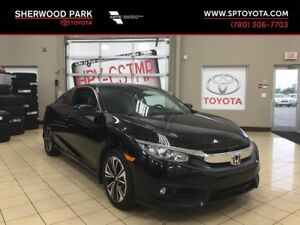 2017 Honda Civic EX-T Manual Transmission! One Owner!