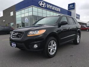 2010 Hyundai Santa Fe Limited 3.5 *LEATHER-SUNROOF*