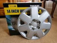 14 inch Wheel Hub Caps
