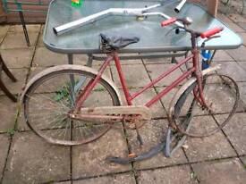 Antique c.1940s bike