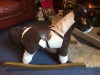 Child's small rocking horse