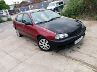 LHD Toyota Avensis with A/C , we have more left hand drive ---15 cheap cars